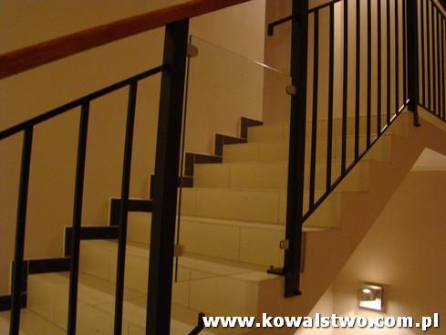 Kowalstwo, Szczecin, Balustrady schodowe, Dla deweloperów 1