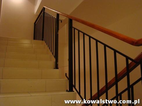 Kowalstwo, Szczecin, Balustrady schodowe, Dla deweloperów 2