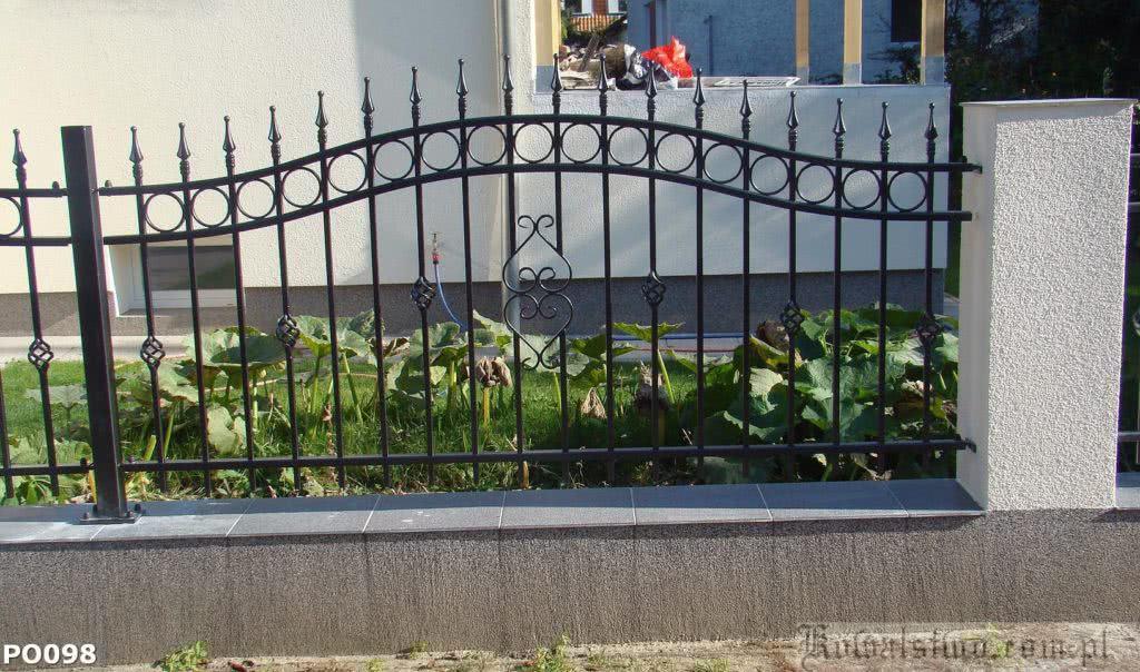 Kowalstwo Szczecin Ogrodzenia PO098
