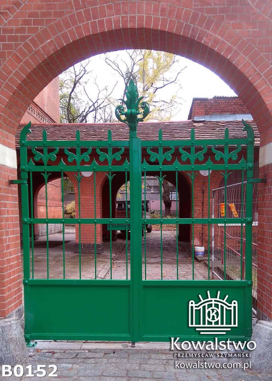 Bramy Szczecin B152